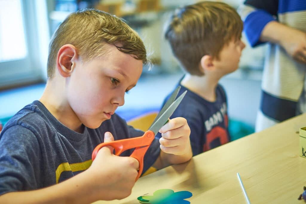 Børnekirke i Kirkecenteret Vejle