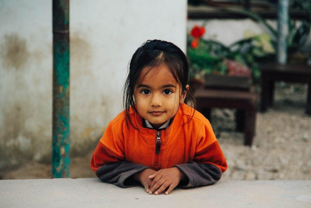 Mission og nødhjælp i Nepal