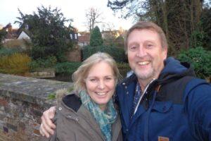 Johannes og Charlotte Pilgrims international