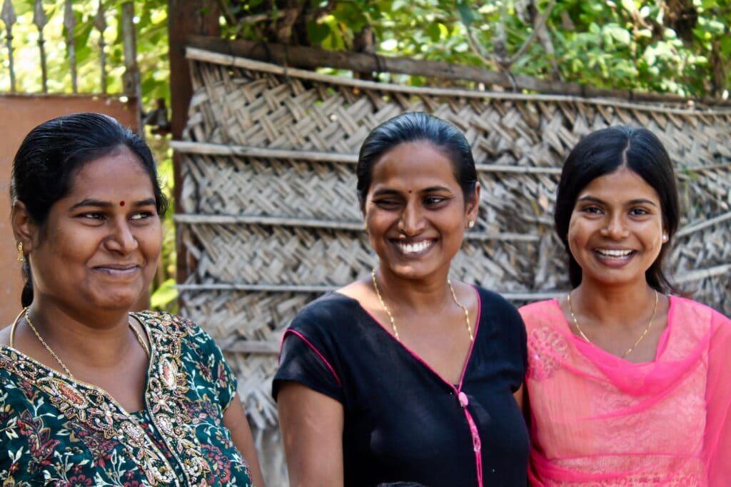 Mission og nødhjælp i Sri-Lanka